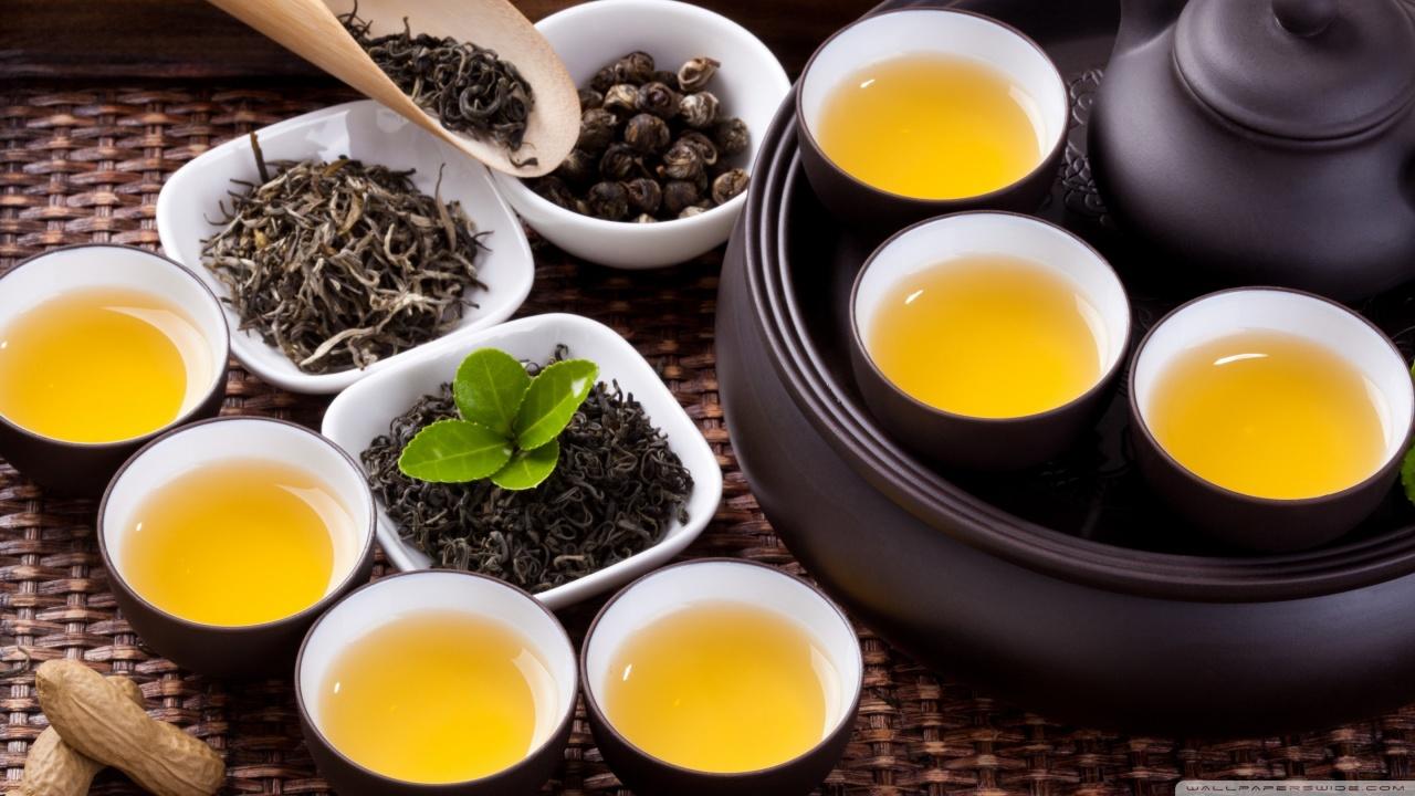 a tea ivásának művészetéről