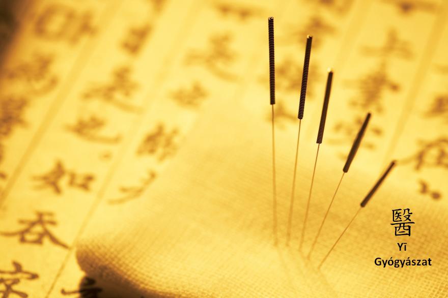 Öt taoista művészet - Yi / Gyógyászat